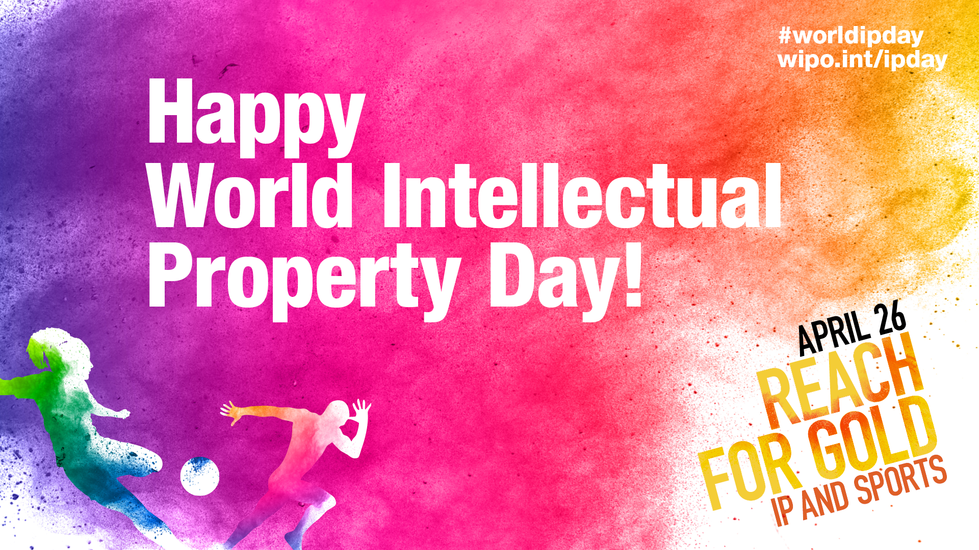 banner wipo world ip day
