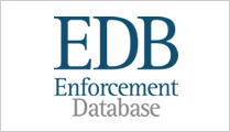 logo enforcement database